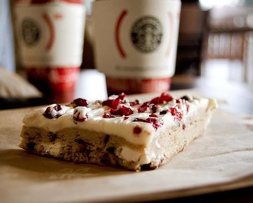 Starbucks Dessert Menu  Starbucks Secret Menu Make Any Iced Beverage A Slushie