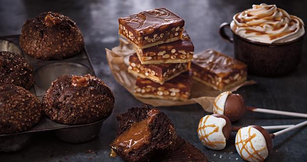 Starbucks Dessert Menu  News Starbucks New Caramel Bakery Items