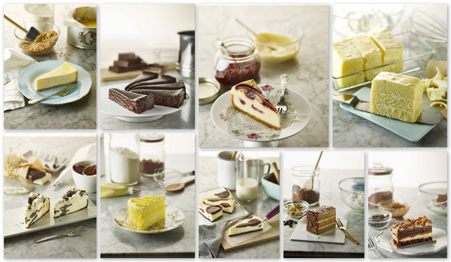Starbucks Dessert Menu  Starbucks Launches New Dessert Menu