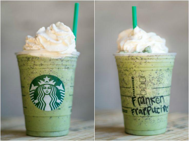 Starbucks Halloween Drinks  Best 25 Starbucks halloween drinks ideas on Pinterest
