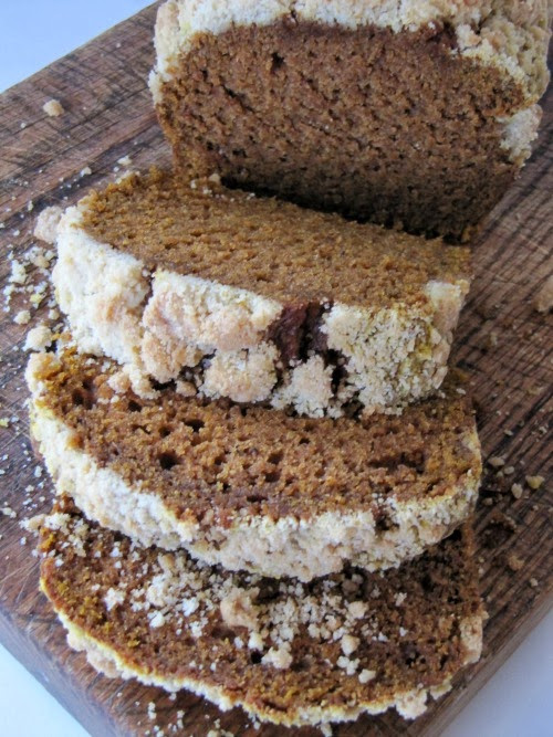 """Starbucks Pumpkin Bread Recipe  Pine Cones and Acorns """"Starbucks"""" Pumpkin Bread with"""