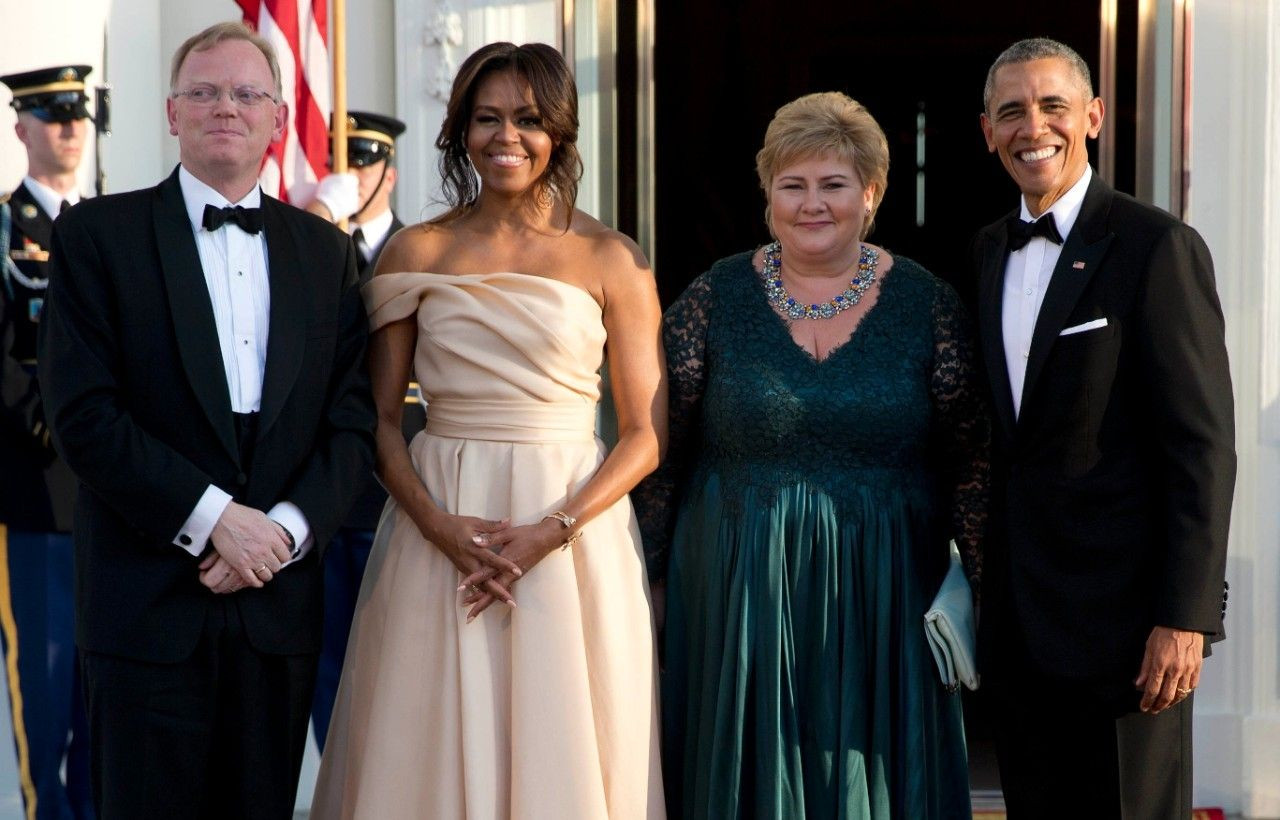 State Dinner 2016  Obama hosts Nordic leaders celebrities at White House