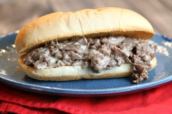 Steak And Cheese Sandwiches  Philly Cheese Steak Sandwiches RecipeGirl