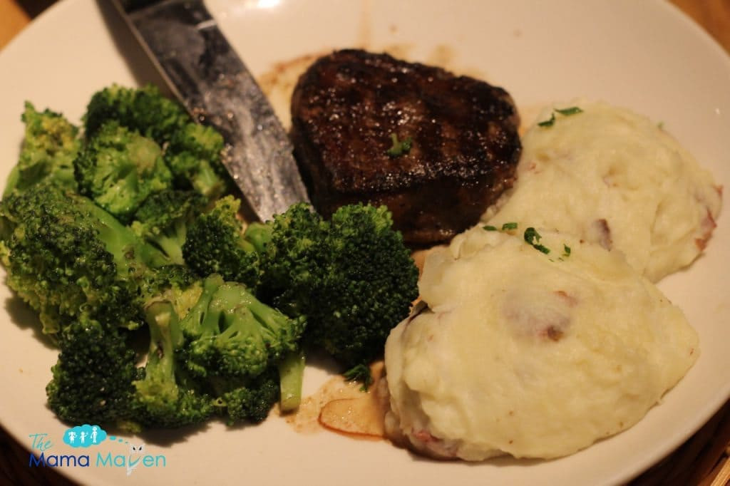 Steak Dinner Sides  Are you Steak Worthy Get a $9 99 Steak Dinner at Applebee