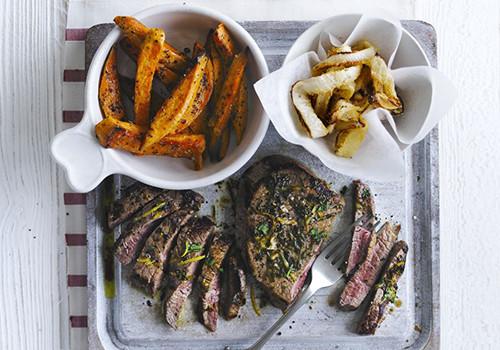 Steak Dinner Sides  What to serve with steak