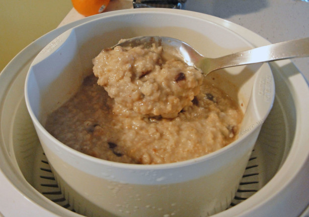 Steel Cut Oats In Rice Cooker  Rice Cooker Steel Cut Oatmeal Recipe Food