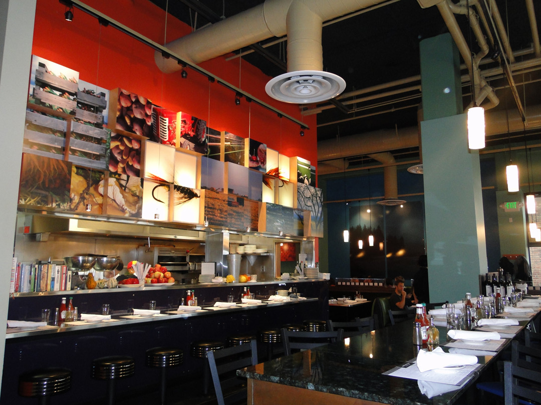 Steelhead Dinner Seattle  Steelhead Diner of Seattle WA