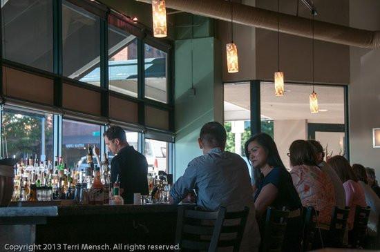 Steelhead Dinner Seattle  Steelhead Diner Seattle Picture of Steelhead Diner