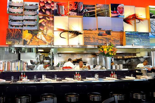 Steelhead Dinner Seattle  Steelhead Diner Seattle Best Mussels