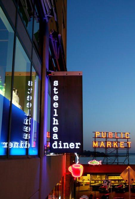 Steelhead Dinner Seattle  Dinner and a Movie The Steelhead Diner Worth the wait