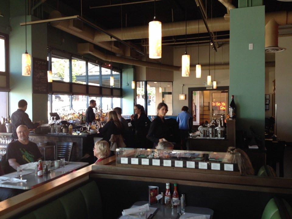 Steelhead Dinner Seattle  Steelhead Diner at 95 Pine St at Pike Place Market