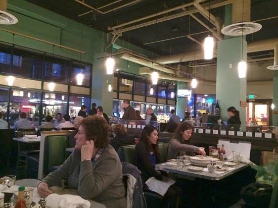 Steelhead Dinner Seattle  Steelhead Diner celebrates Seattle Restaurant Week with