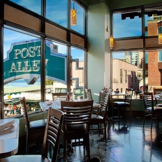 Steelhead Dinner Seattle  Steelhead Diner Restaurant in Seattle Washington