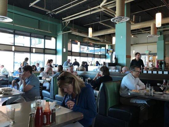 Steelhead Dinner Seattle  photo0 Picture of Steelhead Diner Seattle TripAdvisor