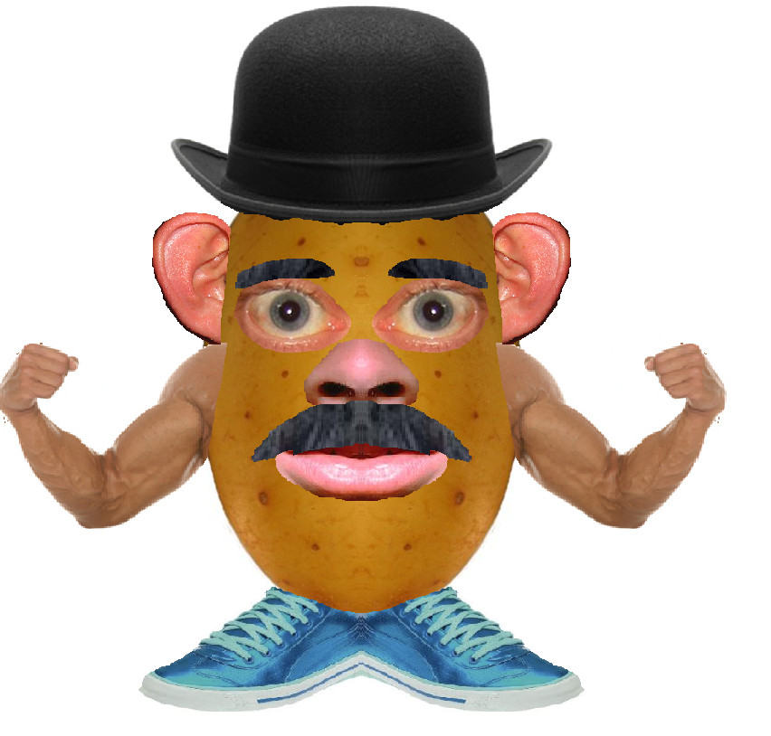 Steve Harvey Mr Potato Head  Steam Workshop ark mod set