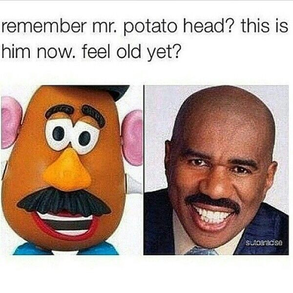 Steve Harvey Mr Potato Head  15 best images about Laughin with Steve Harvey on