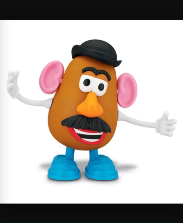 "Steve Harvey Mr Potato Head  ghetto look alike on Twitter ""Why steve Harvey look like"