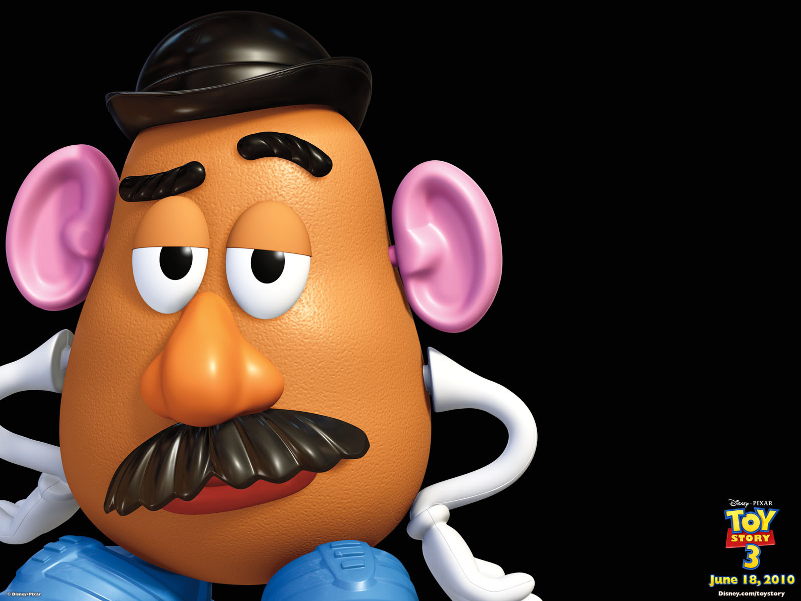 Steve Harvey Mr Potato Head  Mr Potato Head Pooh s Adventures Wiki