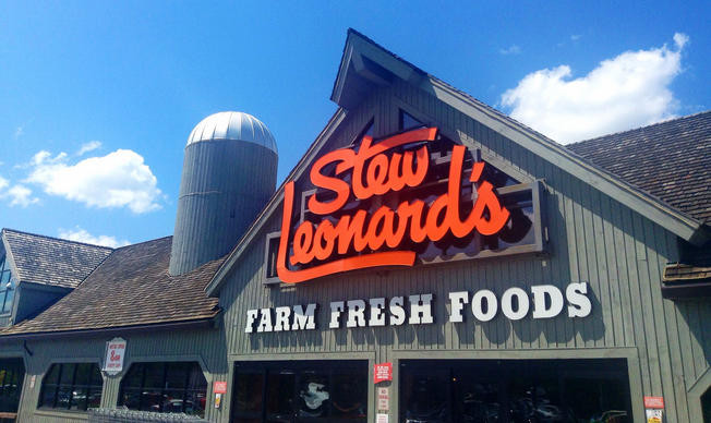 Stew Leonard'S Locations  Stew Leonard s May Be Opening First Garden State Location