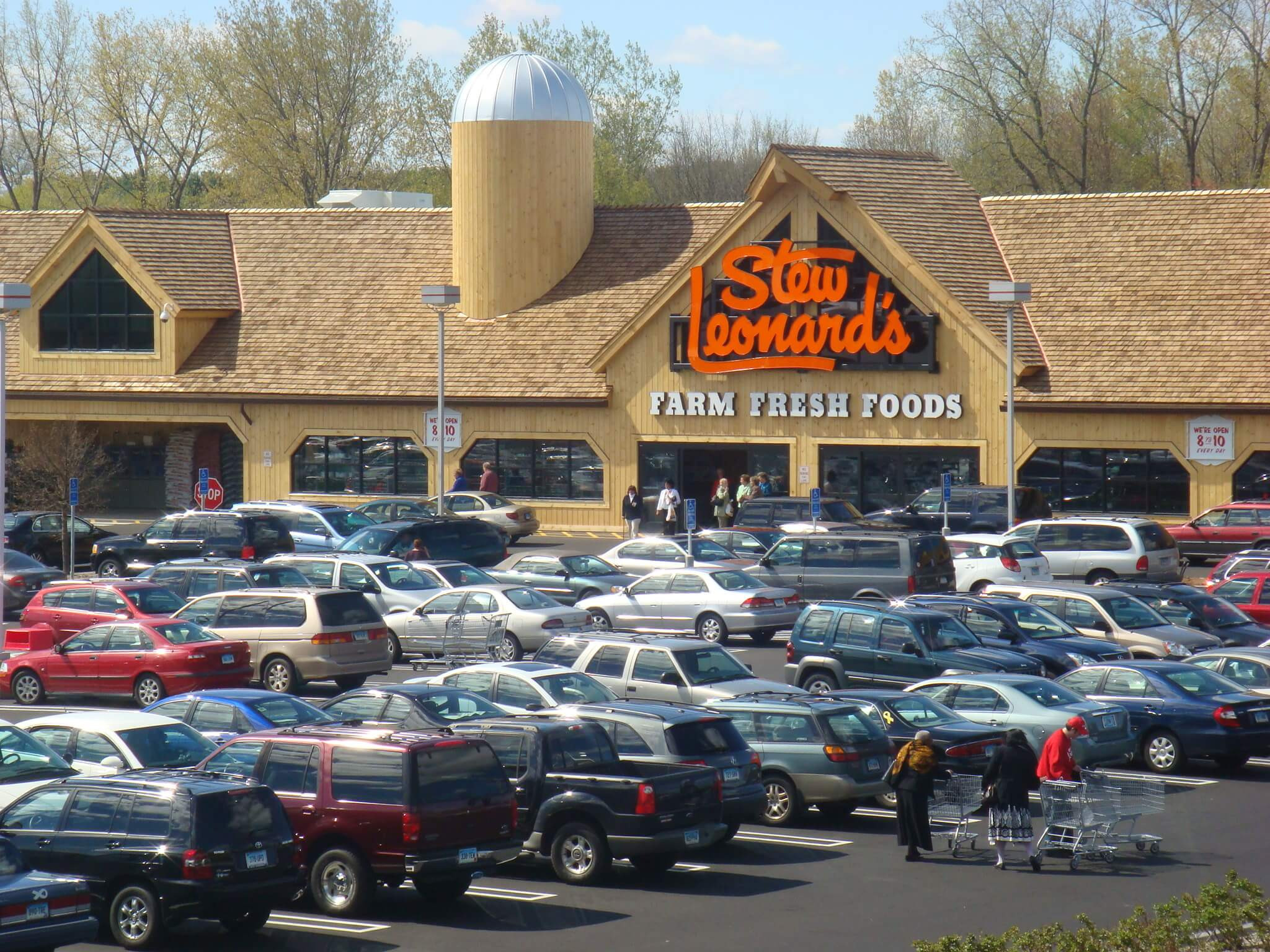Stew Leonard'S Locations  Giant Grocery Chain Stew Leonard's May Be ing to Paramus