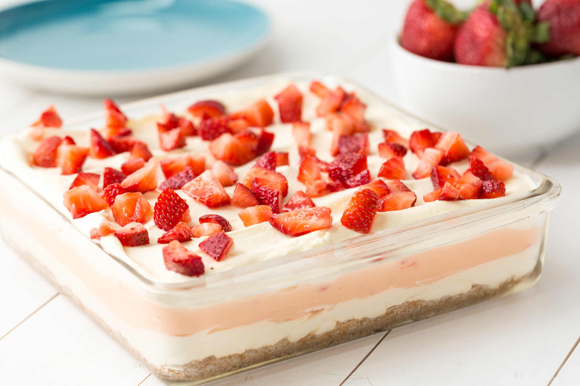 Strawberry Dessert Recipes Easy  15 Easy Strawberry Desserts Recipes for Fresh Strawberry