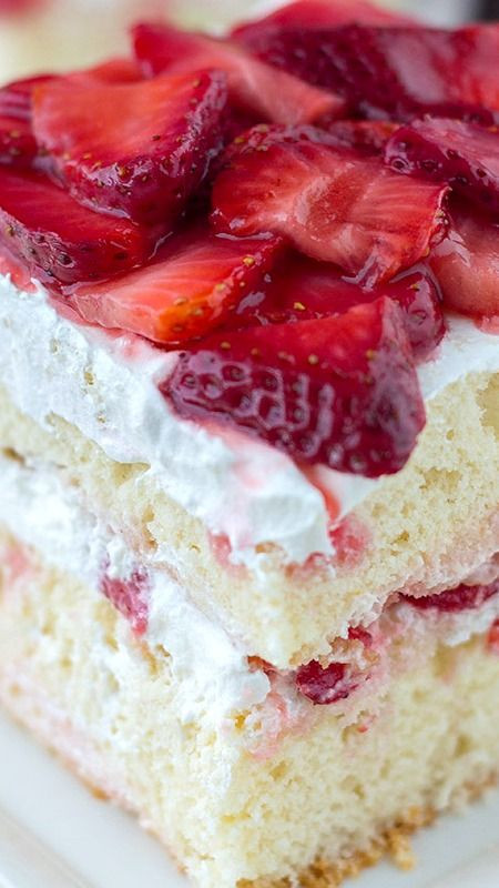 Strawberry Dessert Recipes Easy  The 25 best Easy strawberry desserts ideas on Pinterest