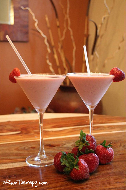 Strawberry Rum Drinks  Best Strawberry Rum Recipes
