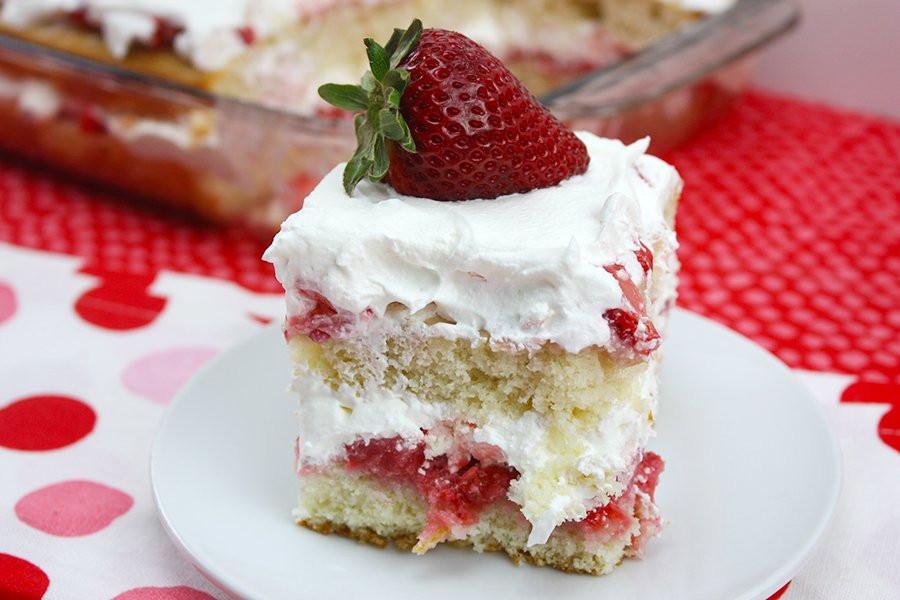 Strawberry Shortcake Dessert Recipes  Strawberry Shortcake Don t Sweat The Recipe