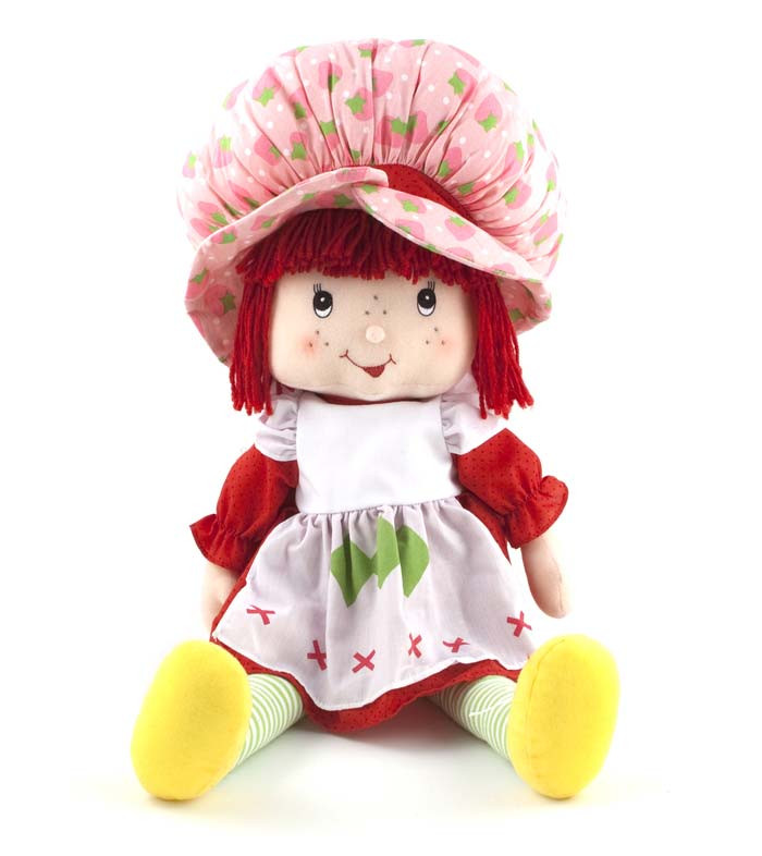 "Strawberry Shortcake Doll  Amazon Madame Alexander 18"" Strawberry Shortcake"