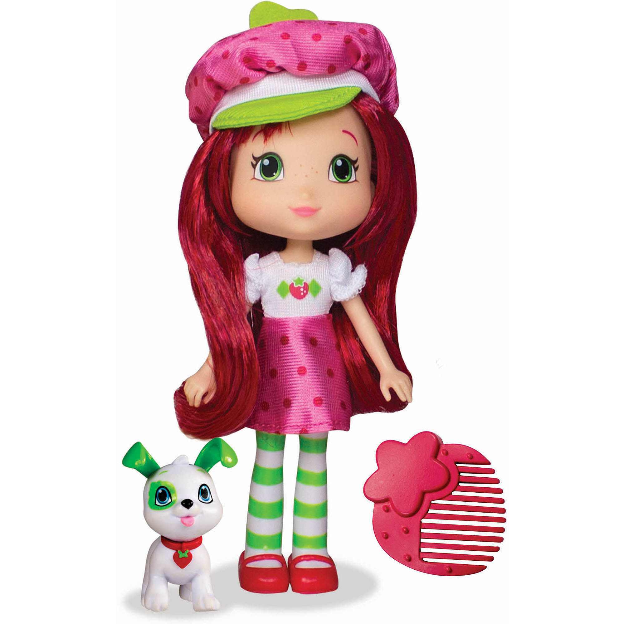 Strawberry Shortcake Doll  Lemon Meringue Doll with Henna Walmart