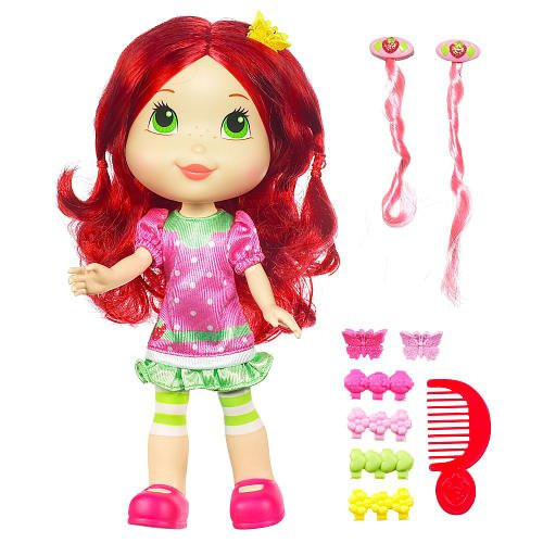 Strawberry Shortcake Doll  CHEAP Strawberry Shortcake Strawberry Shortcake Stylin