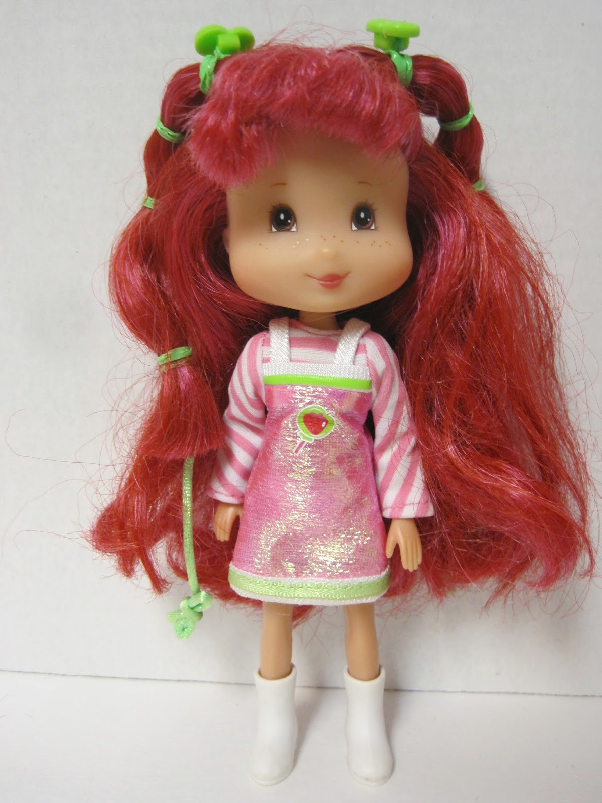 Strawberry Shortcake Doll  Never Grow Up A Mom s Guide to Dolls and More Strawberry