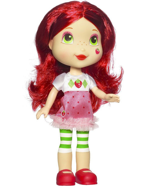Strawberry Shortcake Doll  Strawberry Shortcake Doll