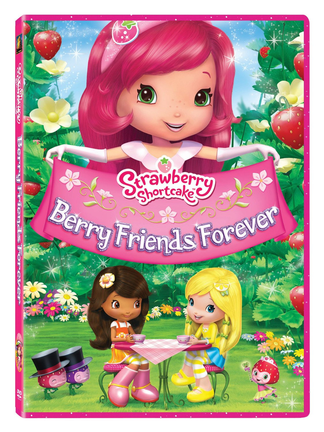 Strawberry Shortcake Dvds  JS REVIEWS AND GIVEAWAYS Strawberry Shortcake Berry