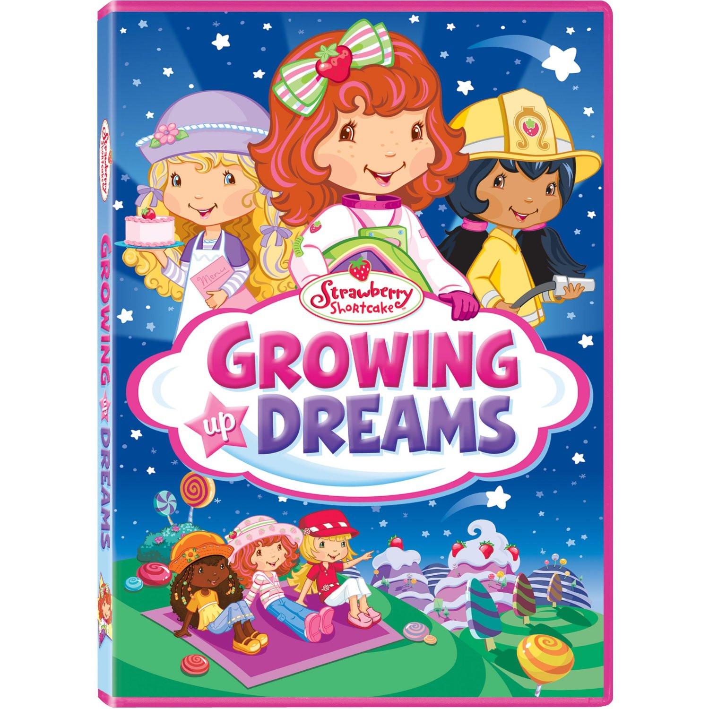 Strawberry Shortcake Dvds  Win a Strawberry Shortcake DVD
