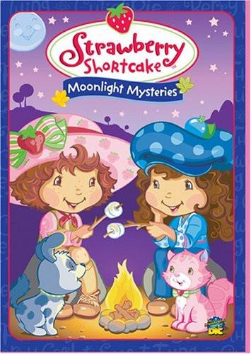 Strawberry Shortcake Dvds  Strawberry Shortcake Moonlight Mysteries DVD