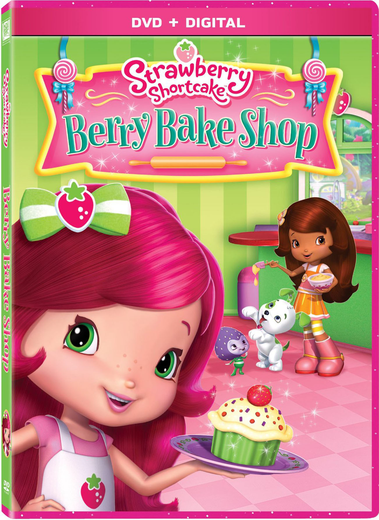Strawberry Shortcake Dvds  s The Fall The Americans North Star More on