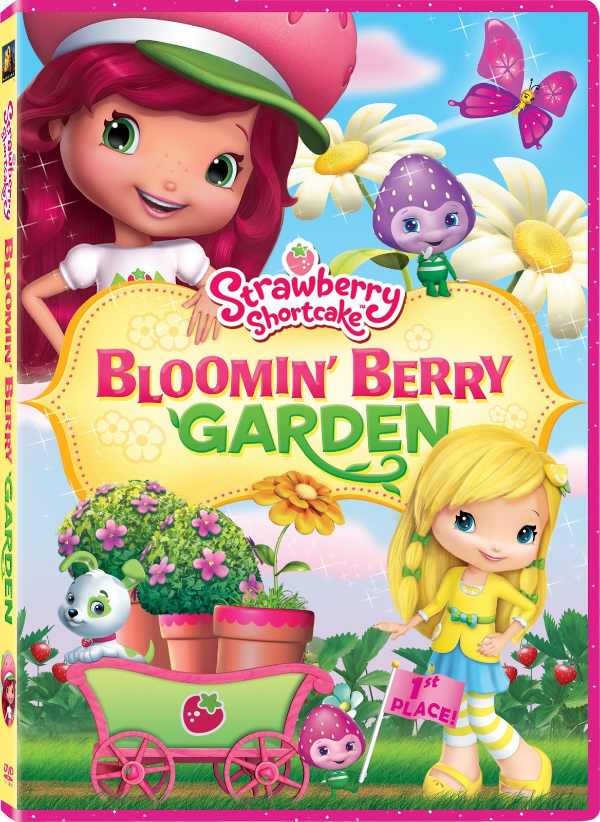 Strawberry Shortcake Dvds  My Springfield Mommy Strawberry Shortcake Is Back In Two