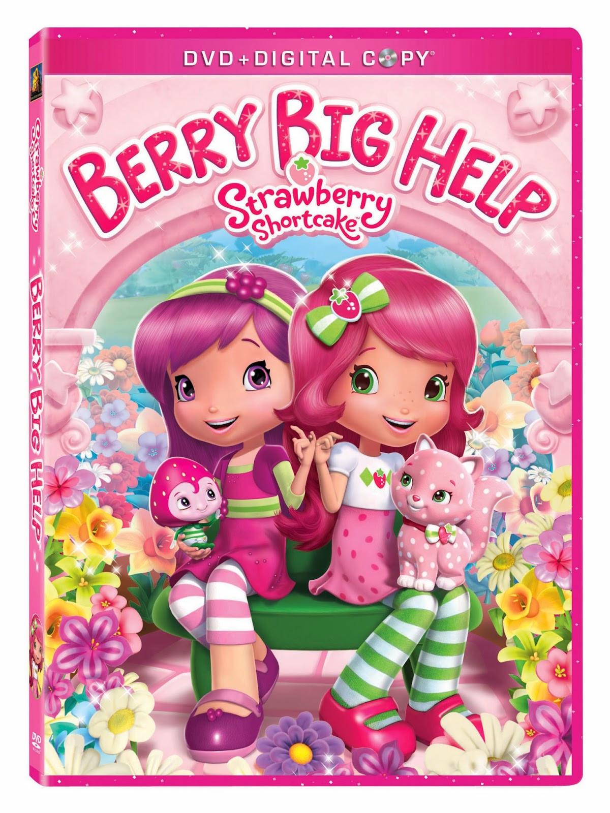 Strawberry Shortcake Dvds  SoCal Kids Outdoor Adventures Strawberry Shortcake Berry