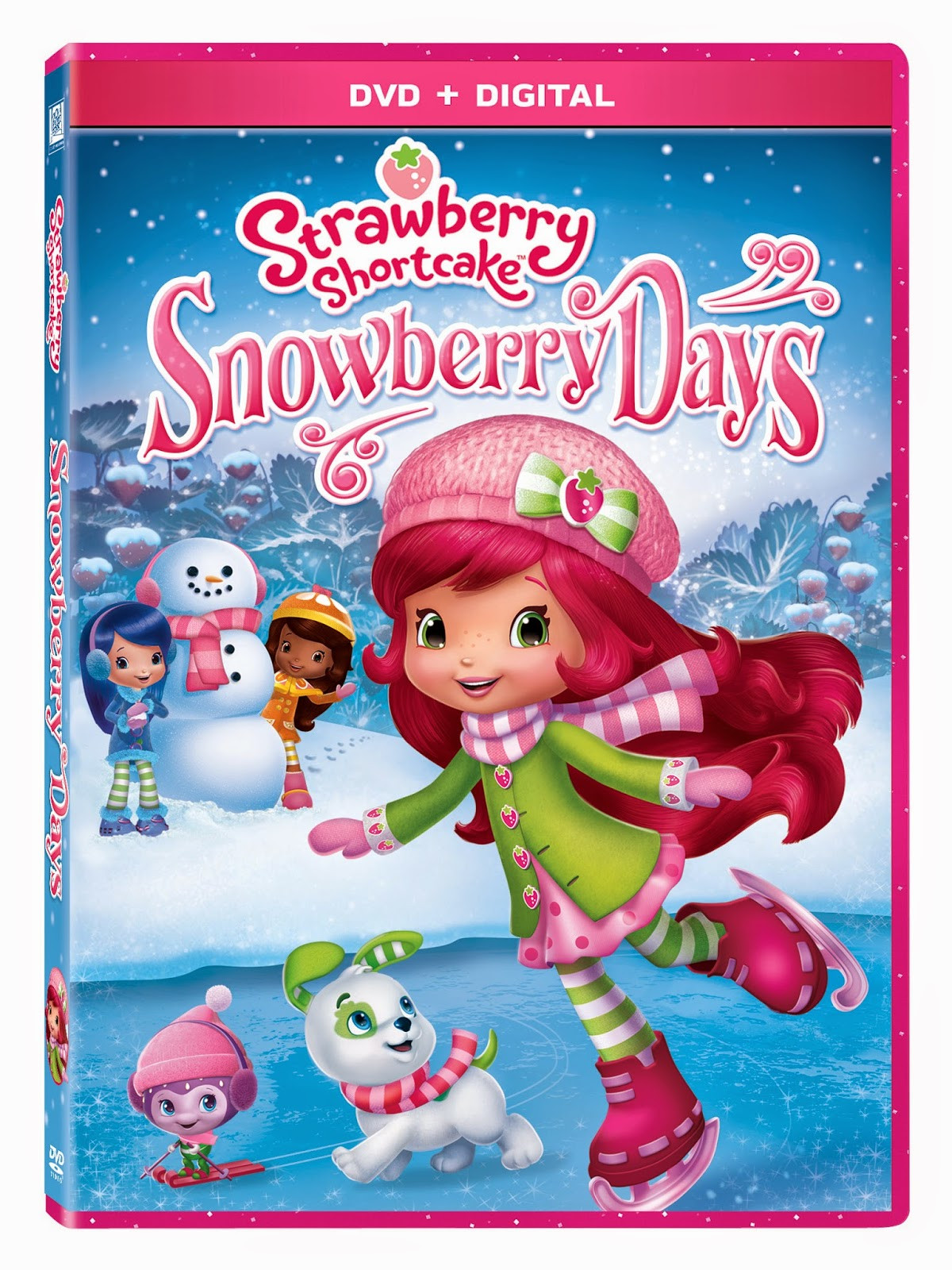 Strawberry Shortcake Dvds  MOMMY BLOG EXPERT Review Strawberry Shortcake Kids DVD