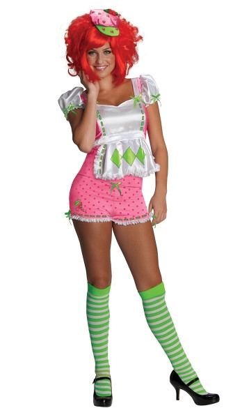 Strawberry Shortcake Haloween Costume  Strawberry Shortcake Costume Strawberry Shortcake