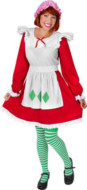 Strawberry Shortcake Haloween Costume  Strawberry Shortcake Costumes