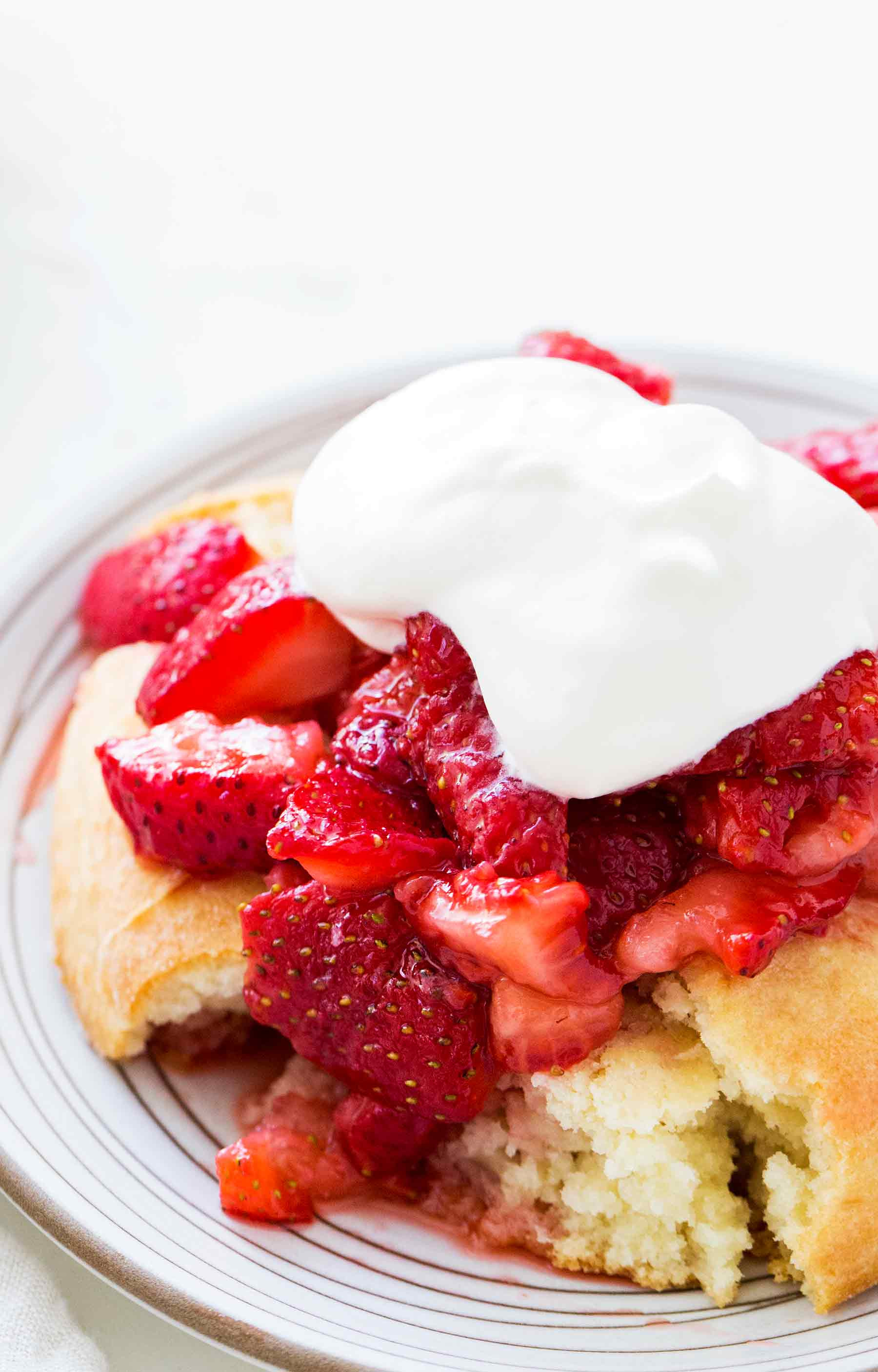 Strawberry Shortcake Videos  Strawberry Shortcake Recipe