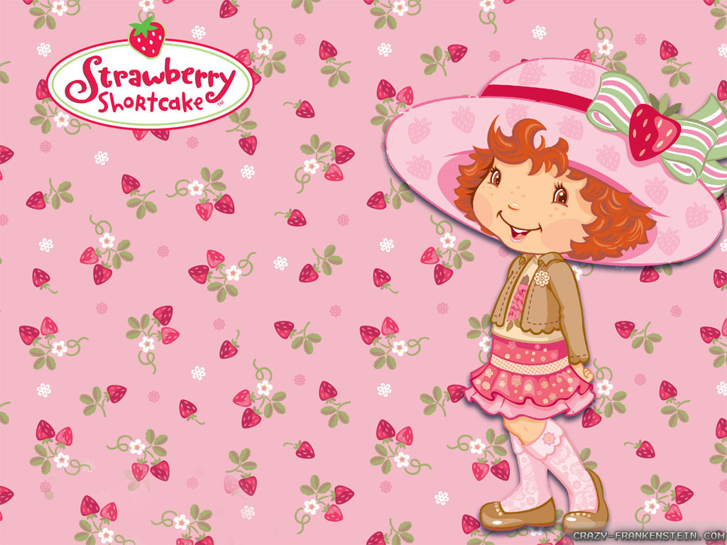 Strawberry Shortcake Videos  Strawberry Shortcake Cartoon Wallpaper Cartoon