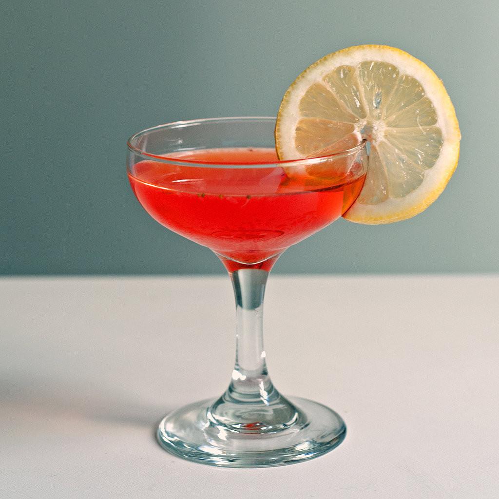 Strawberry Vodka Drinks  Strawberry Vodka Cocktail Recipe