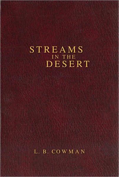 Stream In The Dessert  Contemporary Classic Streams in the Desert by L B E