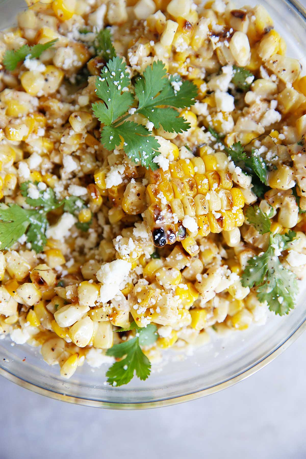 Street Corn Salad  Mexican Street Corn Salad [VIDEO] Lexi s Clean Kitchen