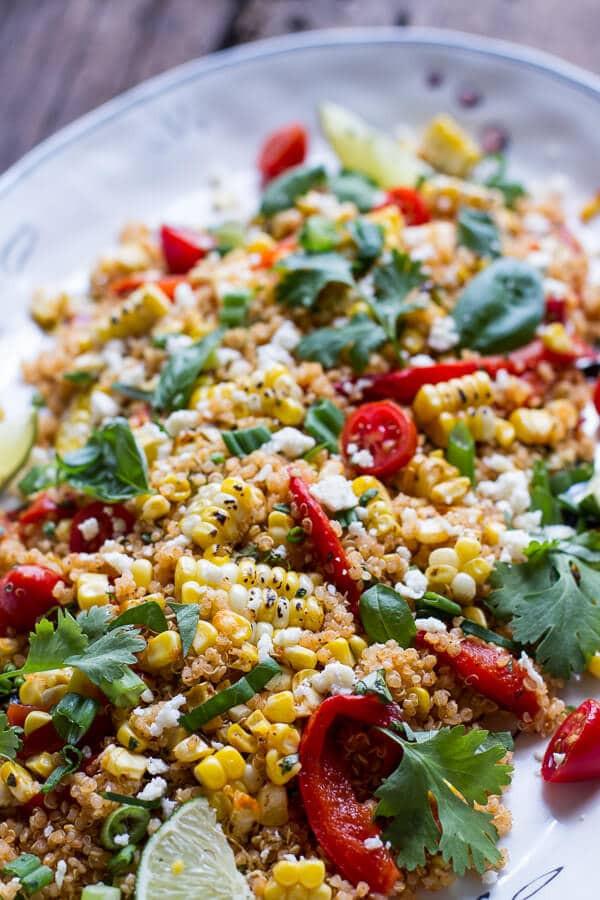 Street Corn Salad  Half Baked Harvest Made with Love