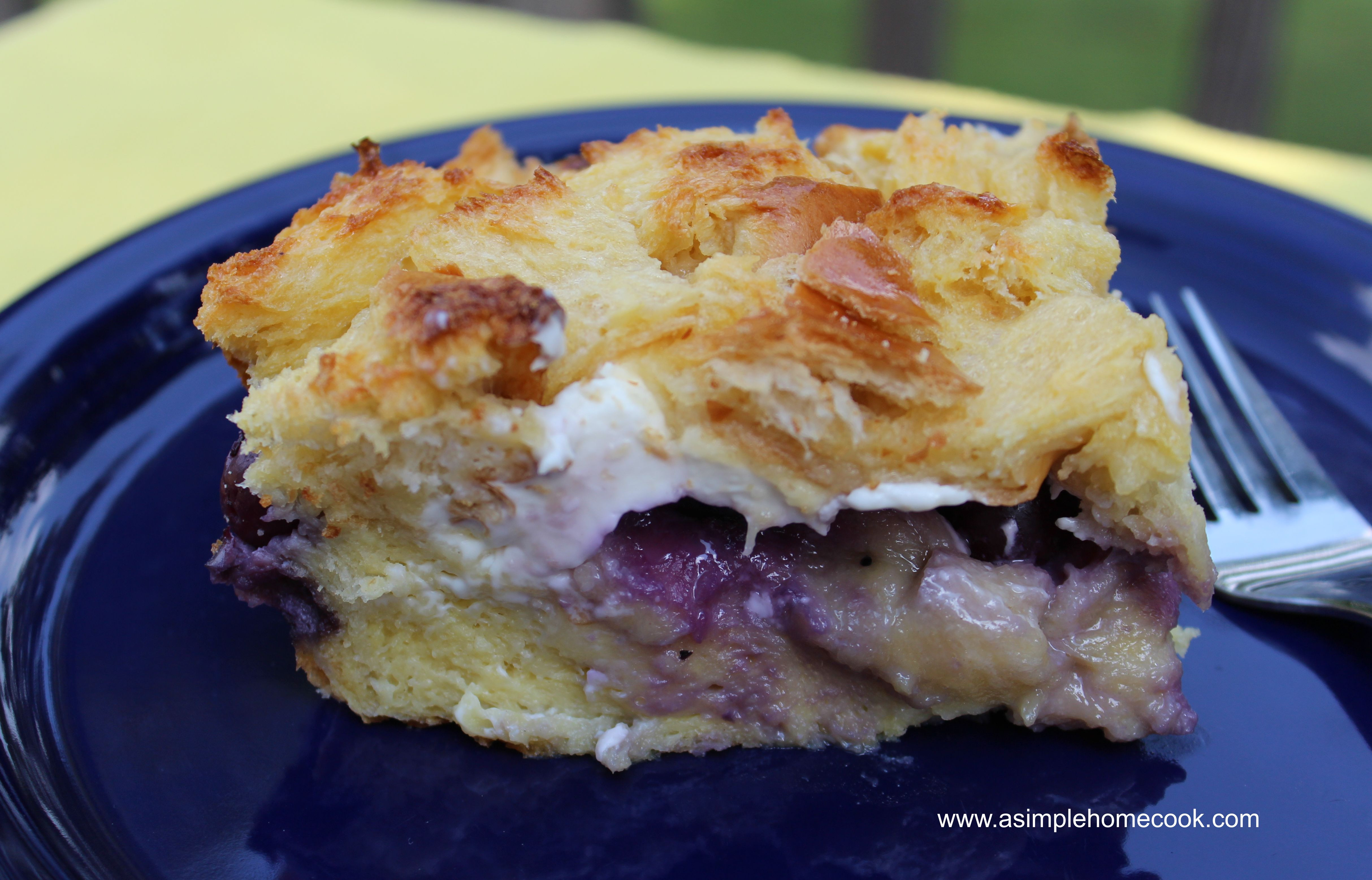 Stuffed French Toast Casserole  Blueberry Cream Cheese Spread Related Keywords Blueberry