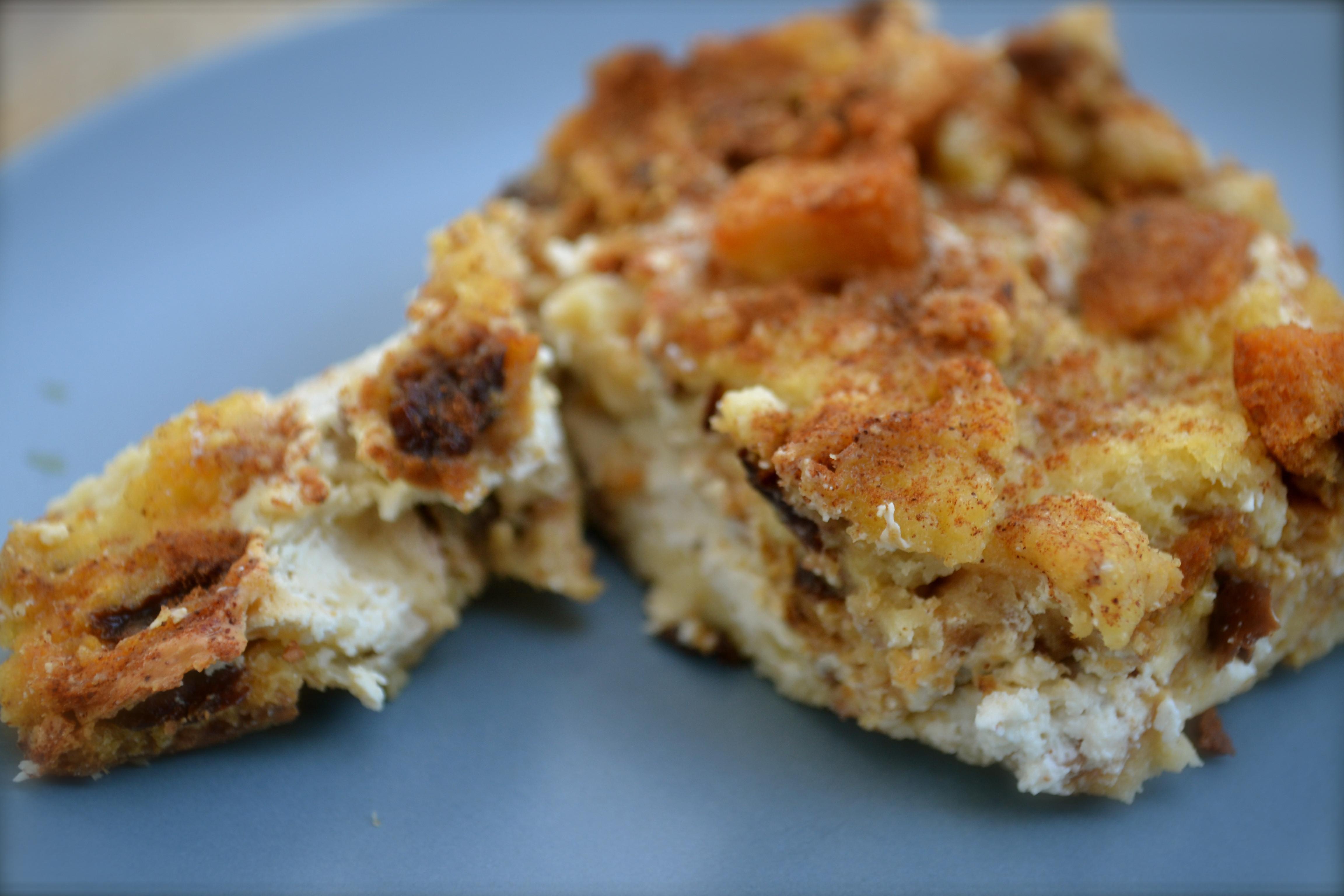 Stuffed French Toast Casserole  Stuffed Cinnamon Raisin French Toast Casserole – BIG EATS